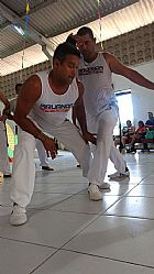 Aulas de capoeira funcional