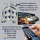 Antena coletiva para condominios
