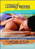 Massagem terapeutica relaxante