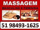 Massagem estetica corporal masculino e feminina -