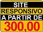 Sites responsivos e modernos