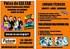 Pólos de eja ead - cursos técnicos saúde