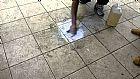 Vendo galao 5 litros limpa piso