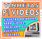 Vinhetas para videos