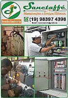 Manutencoes e servicos eletricos!