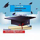 Cursos ead graduacao e pos graduacao e so paga apos receber