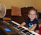 Aulas de teclados musicais