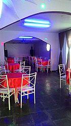 Mobiliario para buffet e restaurante