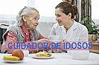 Seja um cuidador de idosos