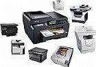 Manutencao de impressoras e vendas de suprimentos