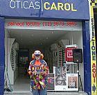 Locutor para lojas, palhaco para inauguracao