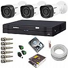Satcameras instalacao de cameras de seguranca e alarmes