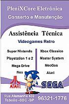 Manutencao em videogames retro