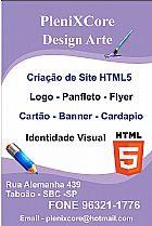 Criacao de logo , sites html5 , identidade visual