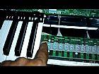 Manutencao de teclado na zona leste