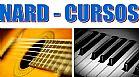 Curso violão e teclado gospel