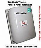 Assistencia tecnica portoes automaticos / eletrônico