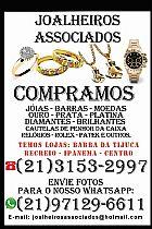 Compro cautelas de penhor de jóias da caixa ouro diamante