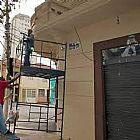 Pintor de paredes e fachadas