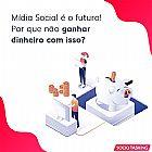 Ganhe dinheiro online nas redes sociais. 100% comprovado