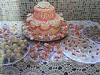 Buffet encomendas doces e salgados bolos para festas