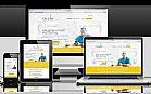 Site profissional   responsivo   redes sociais