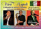 Banda italiana em sua casa -viva napoi- 011996975090