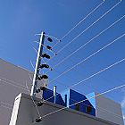 Cercas eletricas e concertinas redes laminadas
