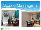 Massagem  aracruza massagem terapeutica e uma massagem, que