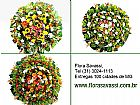 Coroas de flores parque renascer cemiterio  em contagem mg
