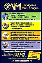 Reformas e servicos - hidraulica em geral - eletrica em gera