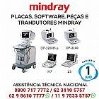 Mindray assistência técnica nacional