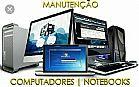 Assistencia tecnica e manutencao de computadores / notebooks