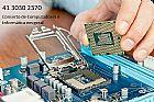 Tecnico em informatica, conserto de computadores e notebooks