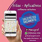 Sites, aplicativos e softwares em caxias