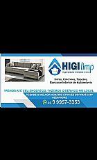 Limpeza e higienizacao de sofas, colchoes e tapetes