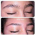Ariana galassi designer de sobrancelhas em santos