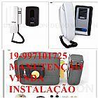 Manutencao e instalacao de fechadura eletrônica e interfone campinas 997101725 / 32031725