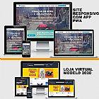 Criacao de sites, marketplace e aplicativos pwa