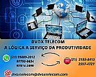 Dvox telecom  cftv, cabeamento estruturado de voz e dados