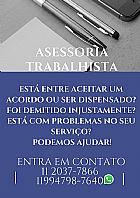 Assessoria trabalhista