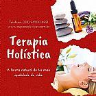 Terapia alternativa/ terapia natural / terapia holística