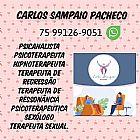 Clínica de psicanálise feira de santana 75 991269051 whatsap