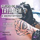 Tatuagem artistica e microtatuagem