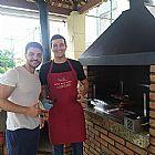 Rinaldo churrasqueiro
