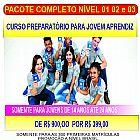 Curso preparatorio jovem aprendiz - nivel 01-02e03