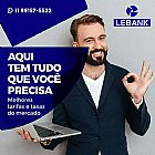 Lebank – banco digital para pessoas fisicas e juridicas