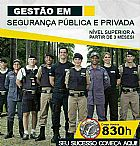 Curso superior sequencial seg. publica e  privada