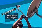 Tecnico antenista bh e regiao (31)98740-4460 whatsapp