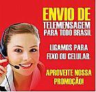 Tele mensagem por telefone